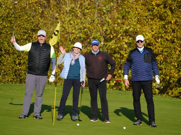 Kurhessischer Golfclub Clubhaus Merlot Cup 2018