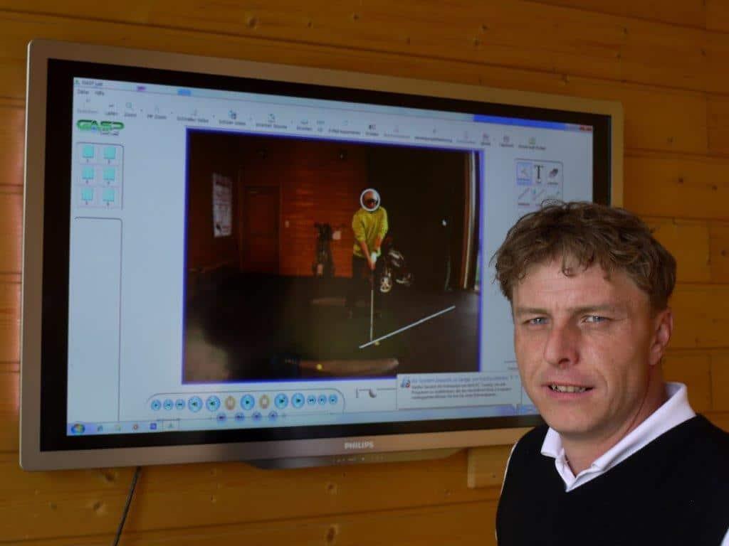 George Staples - Golfschule Kurhessischer Golfclub