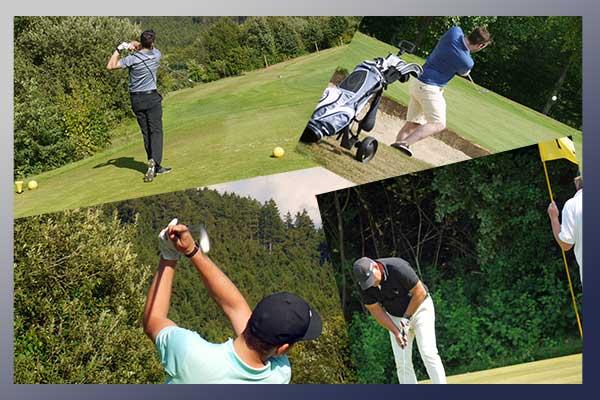 KHGC-Golfschule Aufbau Kurs