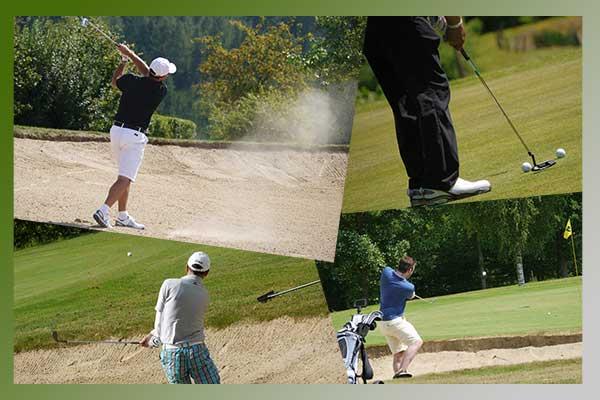 KHGC-Golfschule Themen Training