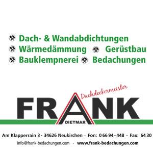 Frank Dietmar Dachdeckermeister
