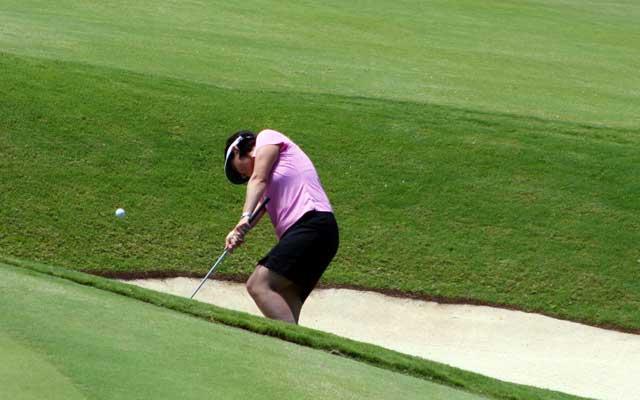 KHGC Golfschule Bunker