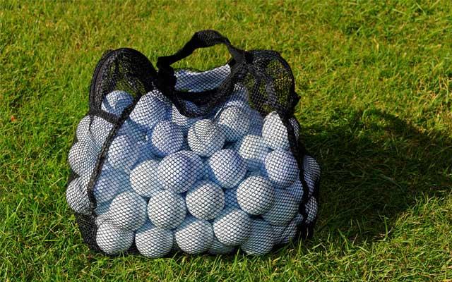 KHGC-Golfschule-Golfbaelle
