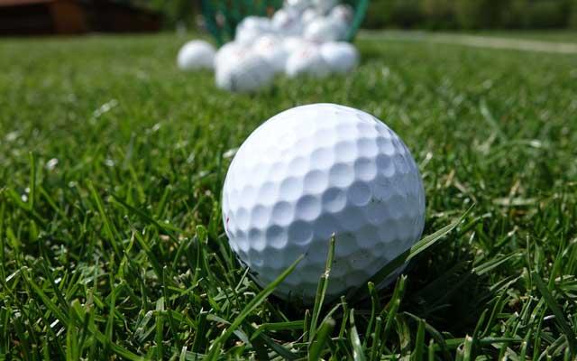 KHGC Golfschule Golfball