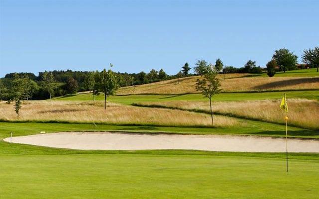 Kurhessischer Golfclub Impressionen Bunker