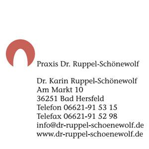 Praxis Dr. Ruppel-Schoenewolf