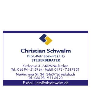 Christian Schwalm - Steuerberater
