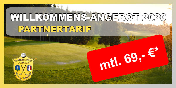 KHGC Angebote Partner Specials 2020